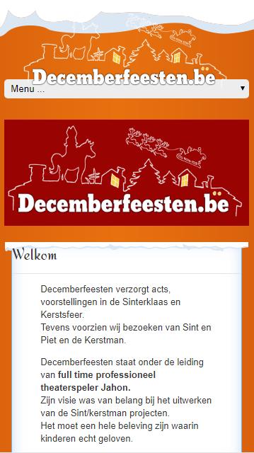 decemberfeesten mobile